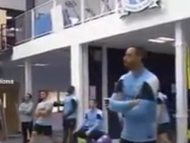 Реакция игроков «Сити» на жребий