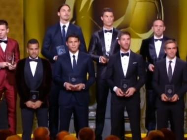Нойер, Тиаго Силва и Ибрагимович вошли в символическую сборную 2013 года