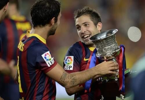 """Барселона"" – обладатель Суперкубка Испании-2013!"