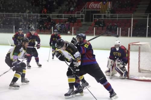 Хоккейная Барселона