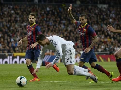«Барселона» выиграла у «Реала» в Мадриде