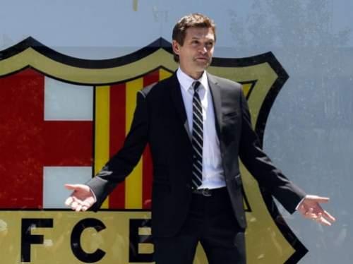 Тито назначается главным тренером