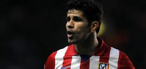 Диего Коста прошел медицинский с Челси
