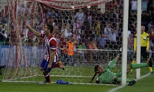 Атлетико Мадрид проходит Барселону в 1/4 финала ЛЧ