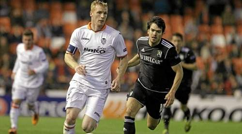 Mathieu, un central para el Barcelona cinco años después