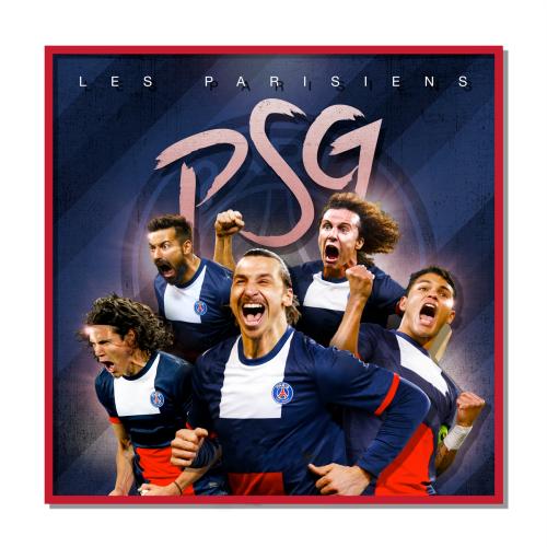 Support Your Team. 14 ярких постеров с европейскими грандами