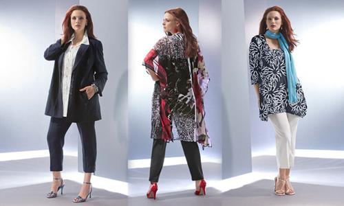 Стильная Модная Одежда Больших Размеров Доставка