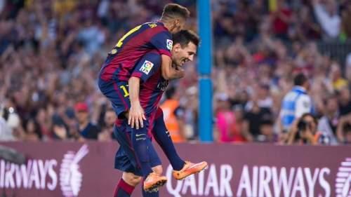 Примера, 6 тур. «Барселона» 6:0 «Гранада». Отчет