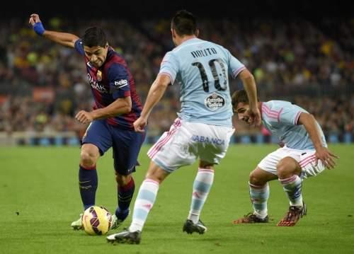 «Барселона» потерпела второе поражение подряд