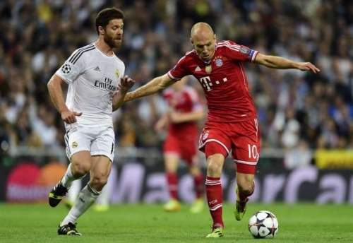 Xabi Alonso will miss Champions League final - Goal.com