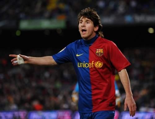Lionel Messi - Barcelona v Recreativo Huelva - La Liga
