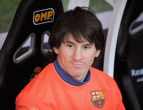 Lionel Messi - Valladolid v Barcelona - La Liga