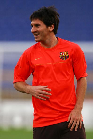 Lionel Messi - UEFA Champions League Final - Previews