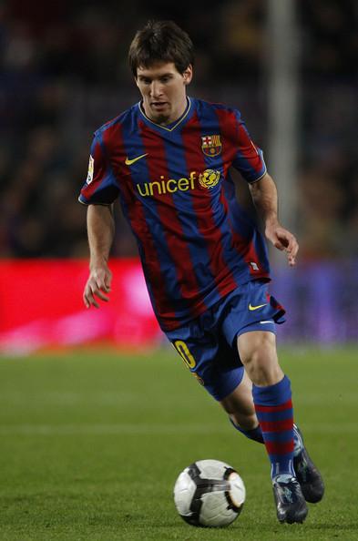 Lionel Messi - Barcelona v Mallorca - La Liga