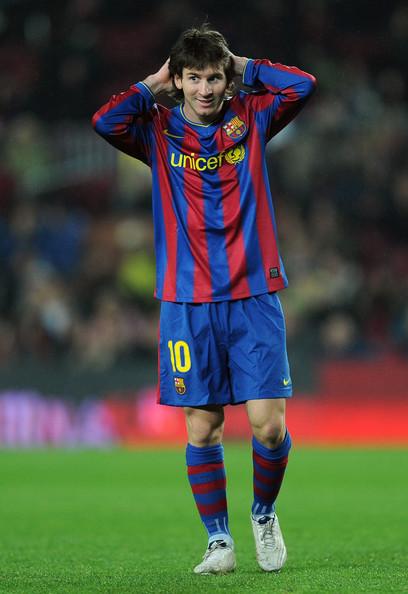 Lionel Messi - Barcelona v Sevilla - Copa del Rey