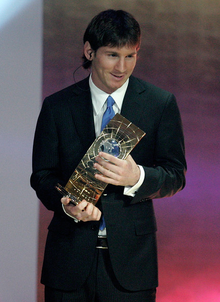 Lionel Messi - FIFA World Player Gala 2009
