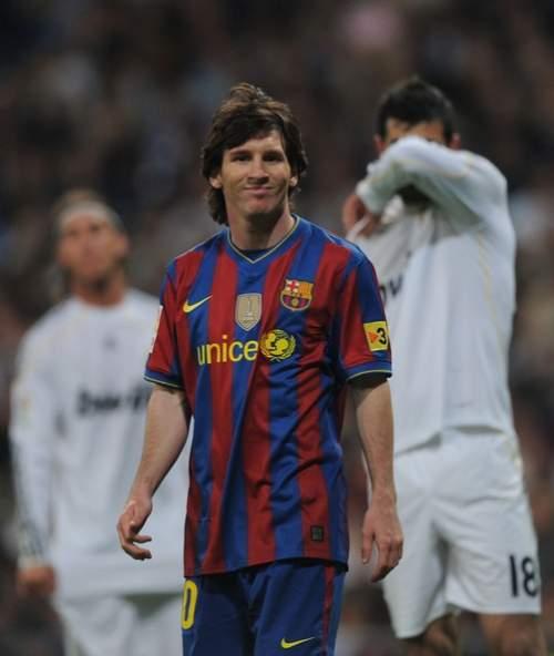 Lionel Messi - Real Madrid v Barcelona - La Liga
