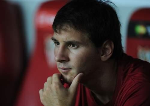 Lionel Messi - Sevilla v Barcelona - Supercopa