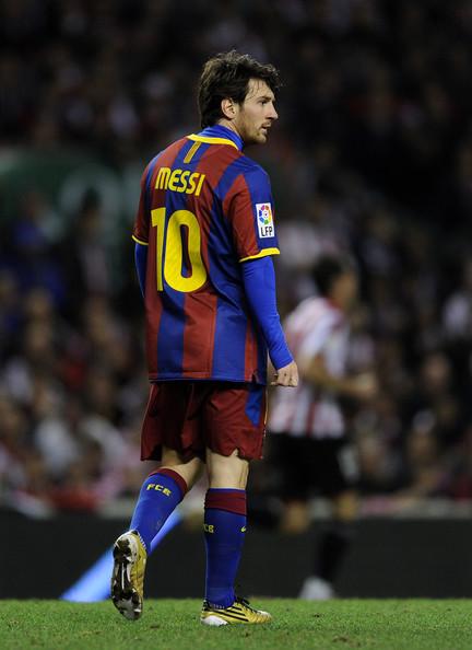 Lionel Messi - Athletic Bilbao v FC Barcelona - Copa del Rey