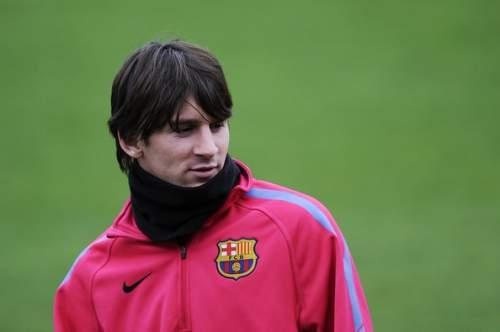Lionel Messi - FC Barcelona - Training
