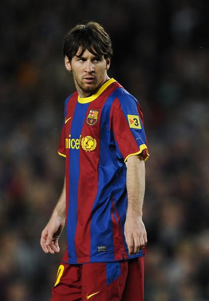 Lionel Messi - Barcelona v CA Osasuna - La Liga