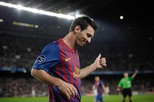 Lionel Messi - FC Barcelona v FC Viktoria Plzen - UEFA Champions League