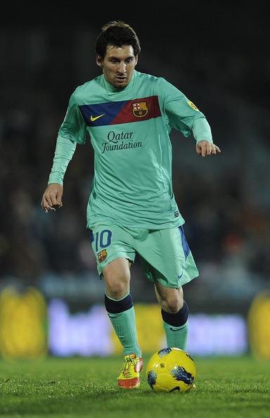 Lionel Messi - Getafe CF v FC Barcelona - Liga BBVA