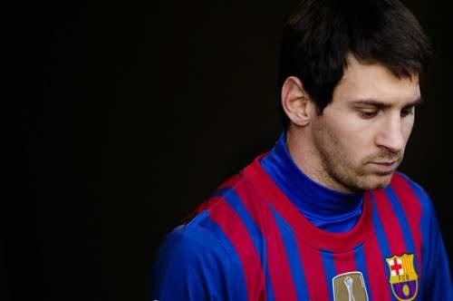 Lionel Messi - Malaga CF v Barcelona FC - Liga BBVA