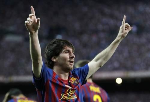 Lionel Messi - Athletic Bilbao v Barcelona - Copa del Rey Final