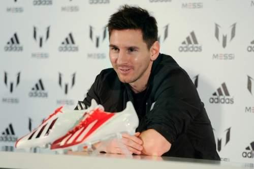 Lionel Messi - Leo Messi - adidas Shoot
