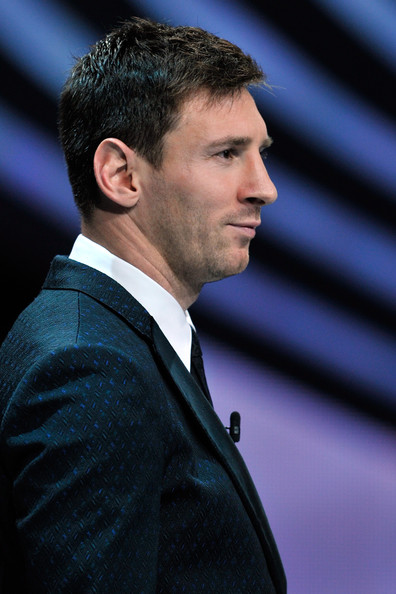 Lionel Messi - UEFA Champions League Draw and Gala Dinner