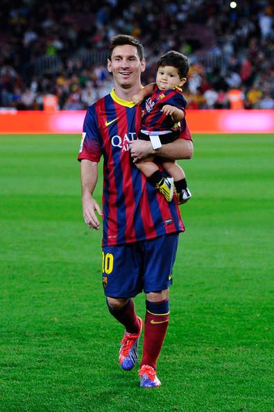 Lionel Messi - FC Barcelona v Real Sociedad de Futbol