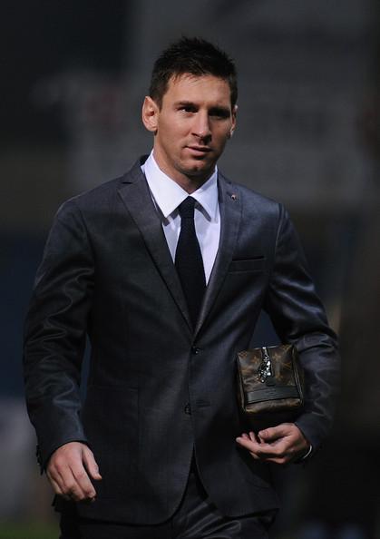 Lionel Messi - Club Atletico de Madrid v FC Barcelona - La Liga