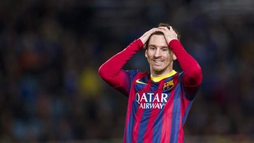 Lionel Messi - Real Sociedad v Barcelona