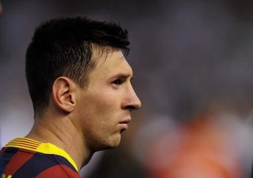 Lionel Messi - Real Madrid v Barcelona