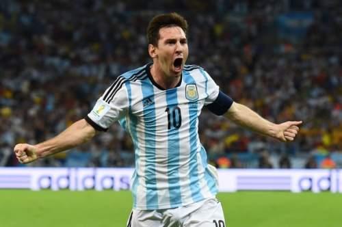 Lionel Messi - Argentina v Bosnia-Herzegovina: Group F - 2014 FIFA World Cup Brazil