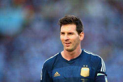 Lionel Messi - Germany v Argentina