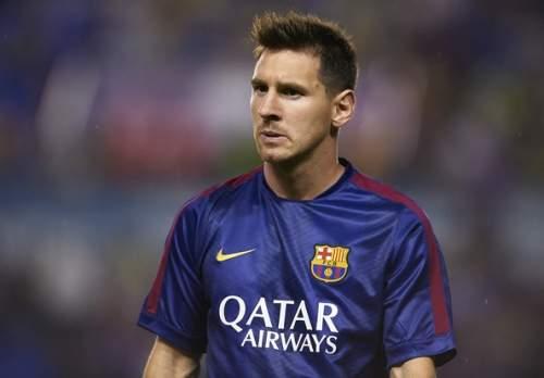 Lionel Messi - Levante UD v FC Barcelona - La Liga