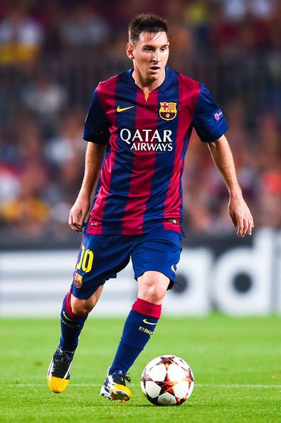 Lionel Messi - FC Barcelona v APOEL FC