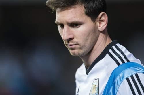 Lionel Messi - Hong Kong v Argentina