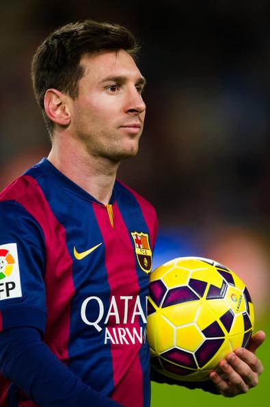 Lionel Messi - FC Barcelona v RCD Espanyol - La Liga