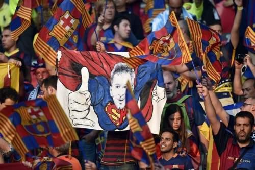 «Барселона» победила «Ювентус» вфинале Лиги чемпионов