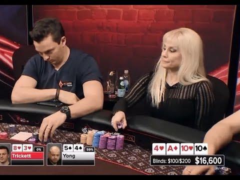 Школа покера видео