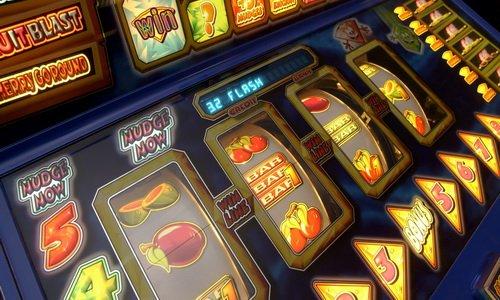 Слоты и игровые автоматы