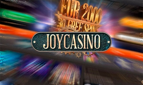 Joycasino: море драйва на официальном сайте